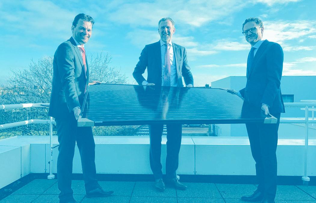 Wim Sederel kiest voor duurzame energie ! De Stentor van 7 maart 2017