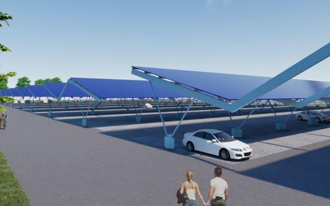 Laatste Nieuws Zonnepark Overloopparkeerterrein