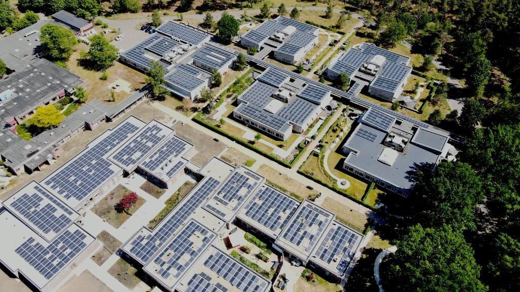 Zonneparken op Sonnevanck gereed