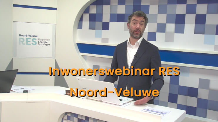 Inwonerswebinar RES Noord-Veluwe
