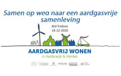 Naar een aardgasvrij Harderwijk!